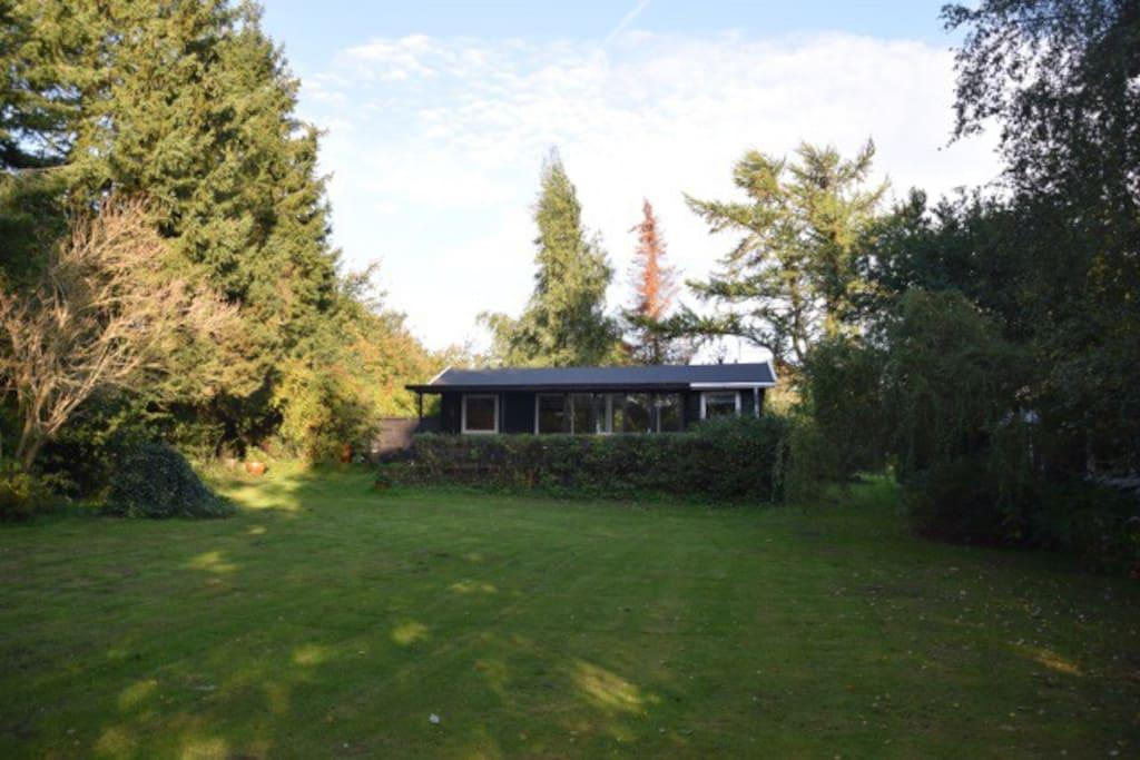 Huset fra haven
