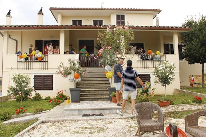 B&B LU GRILLU HOLIDAY - Magliano di Tenna - Bed & Breakfast
