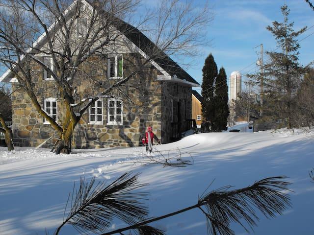The farm house - Saint-Jean-Port-Joli