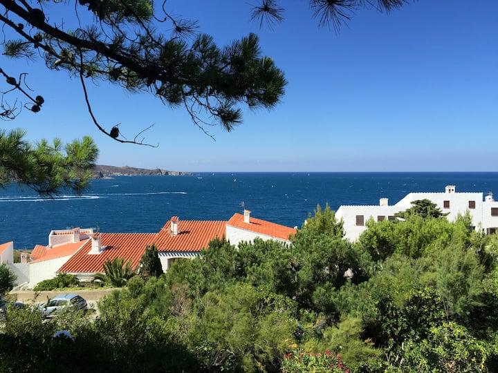 Villa - Ocean view - Beach in 5 minutes - Terrasse