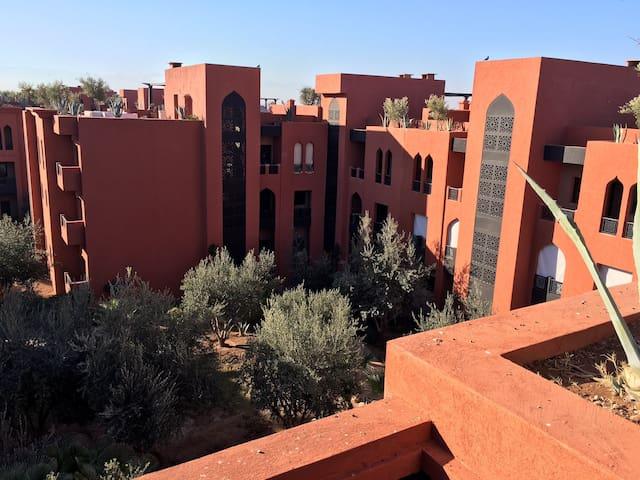 Appartement 4 à 6 Pers. à Marrakech - Marrakech - Appartement