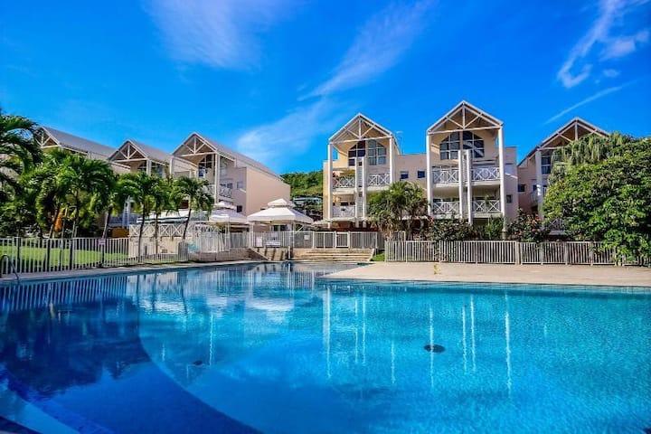 Antilo - appartement proche mer