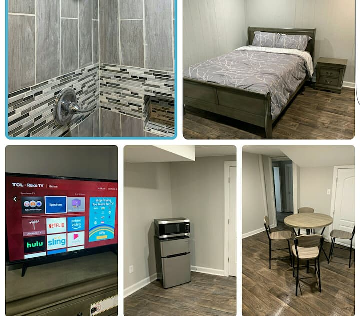 Travel Professional Suite Near Hospital/Coliseum#3