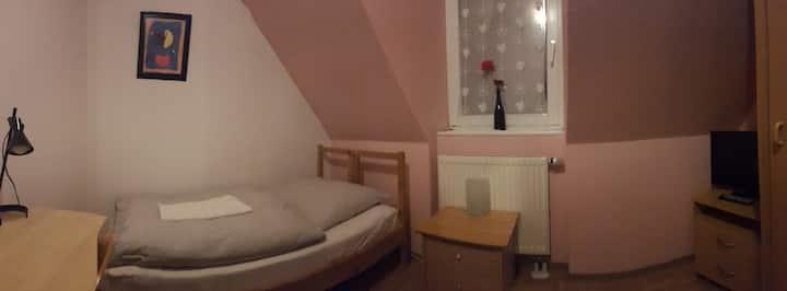 Single Room in Hostel Nürnberg