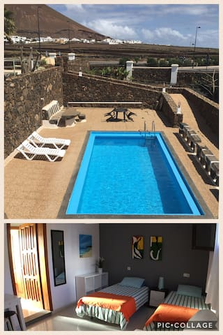 """Apartamento """"Villa Pentagrama"""" - Tahiche"""
