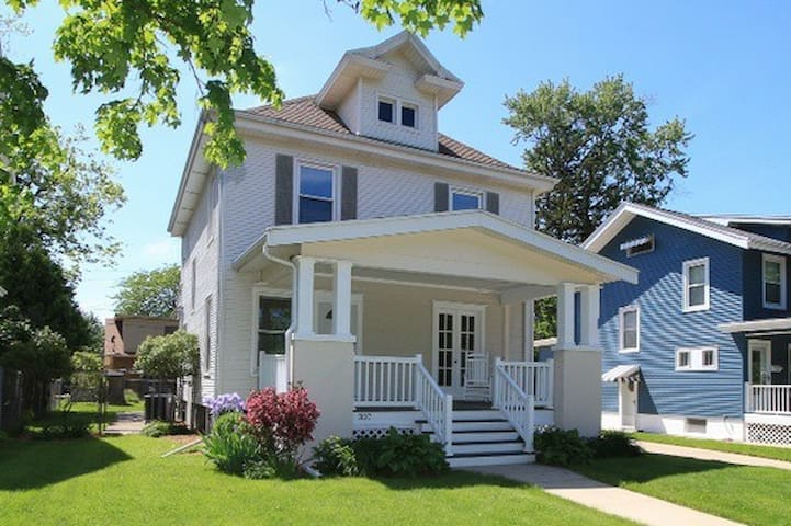 3 bed home in historic area - Bloomington - Haus