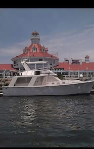 Enjoy boat experience in Newport - Newport Beach - Boat