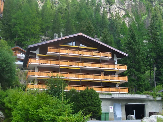 Apartment Ferienwohnung in Champex for 4 persons