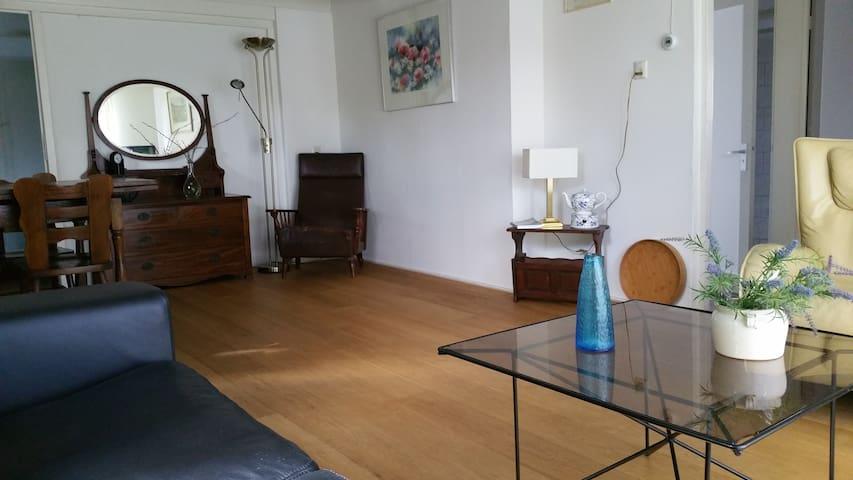 Wunderschön gelegene freistehende Sommerhaus - Schoorl - Wohnung