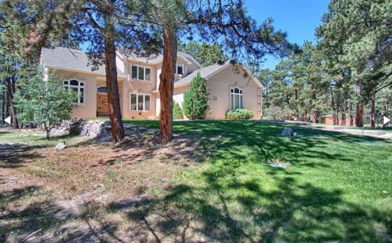 Colorado Retreat in the Woods- 4th of July Special