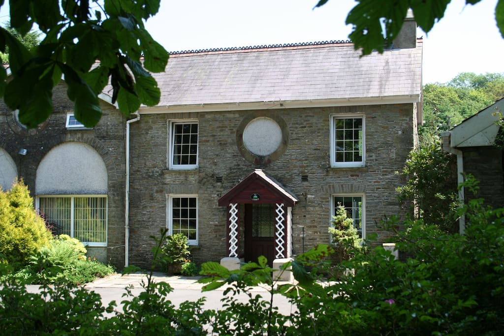 Ty Cerbyd holiday cottage