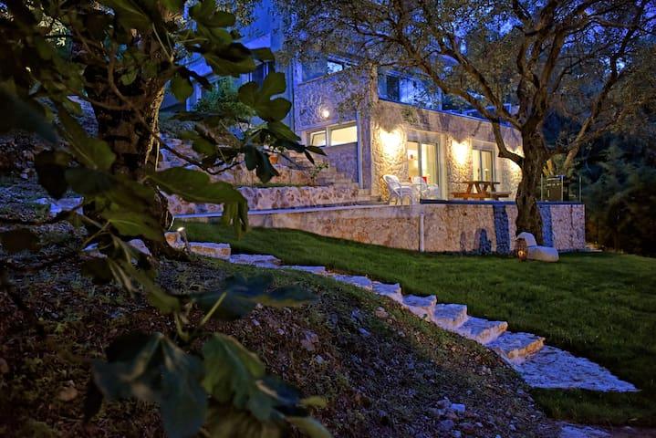 mavres studio - Agios Mattheos - Apartament