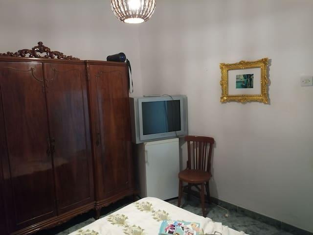 Alquiler habitación de matrimonio