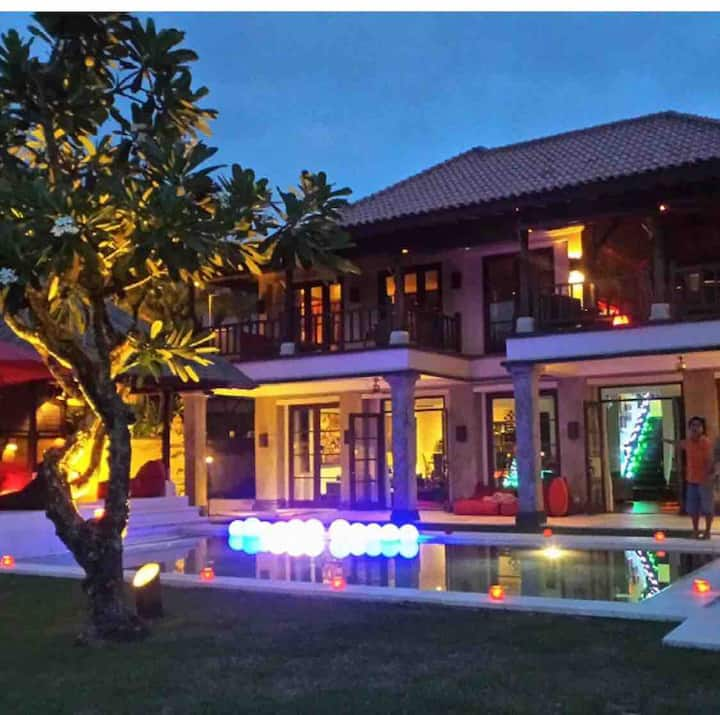 Peaceful Private Luxury Golf/ Ocean View Villa