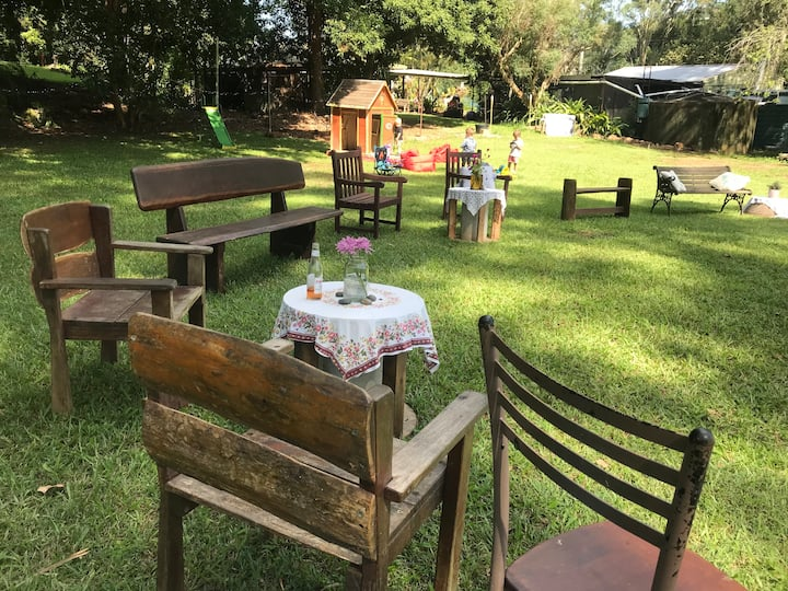 Rosie's Rest 3 camping