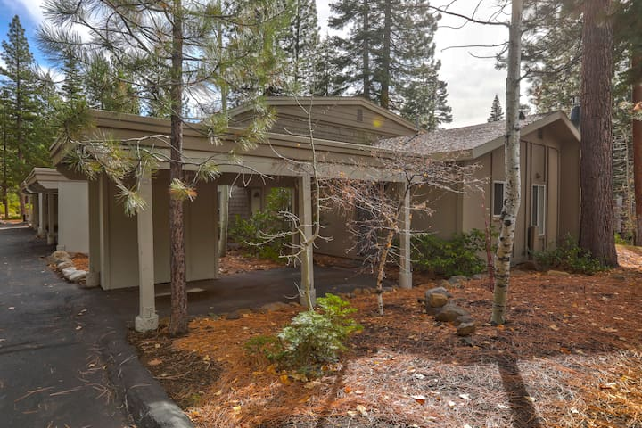 covered carport at your front door