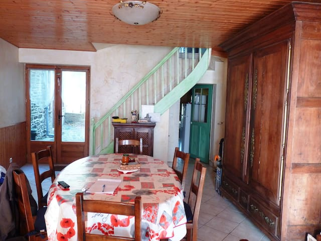 Charmante maison de village, Baie du Mt St Michel