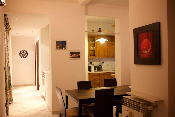 Appartamento comodo e tranquillo