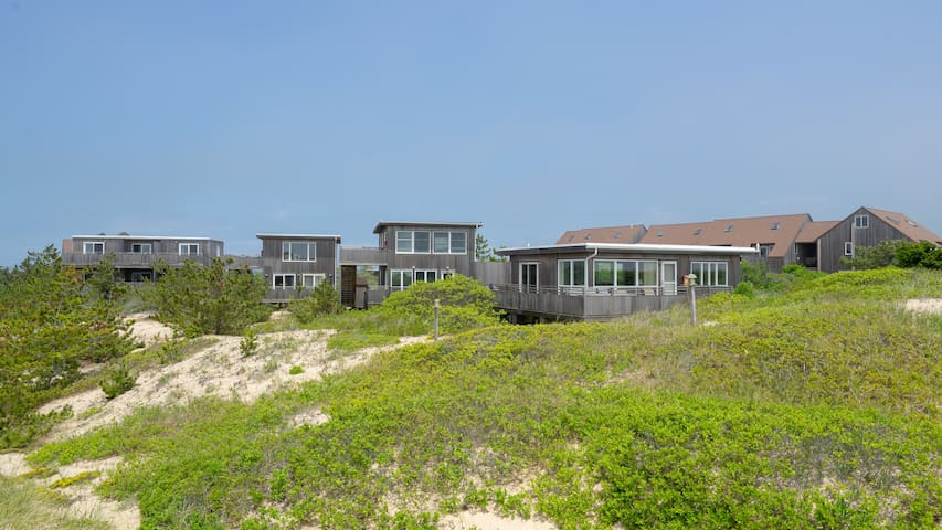 Cottage Style Living at its Finest, on the Ocean in Amagansett