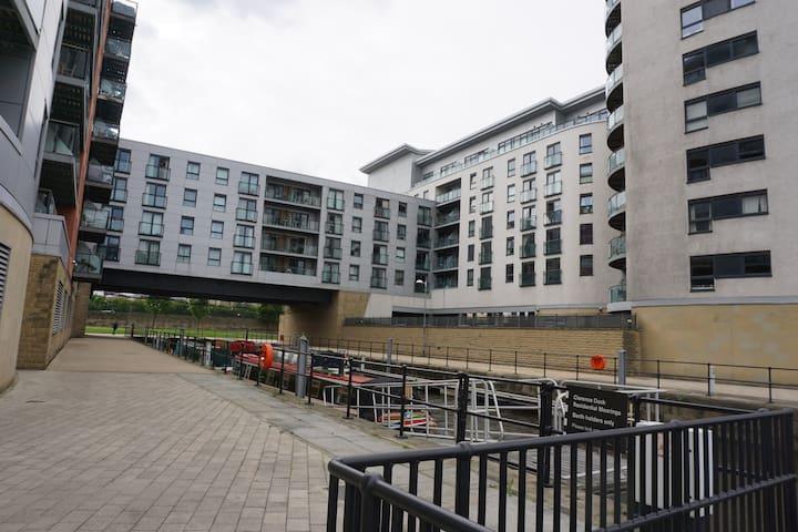 Leeds City Centre Magellan House Apartment