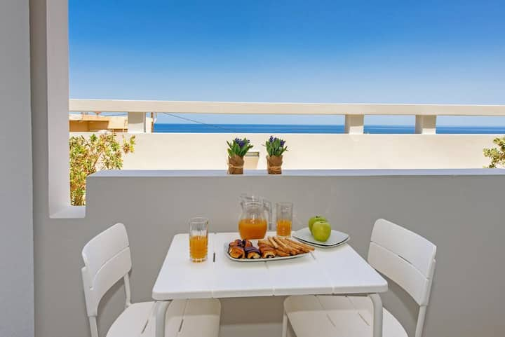 Vivian Apartments - Standard 1 - Sea view Rethymno