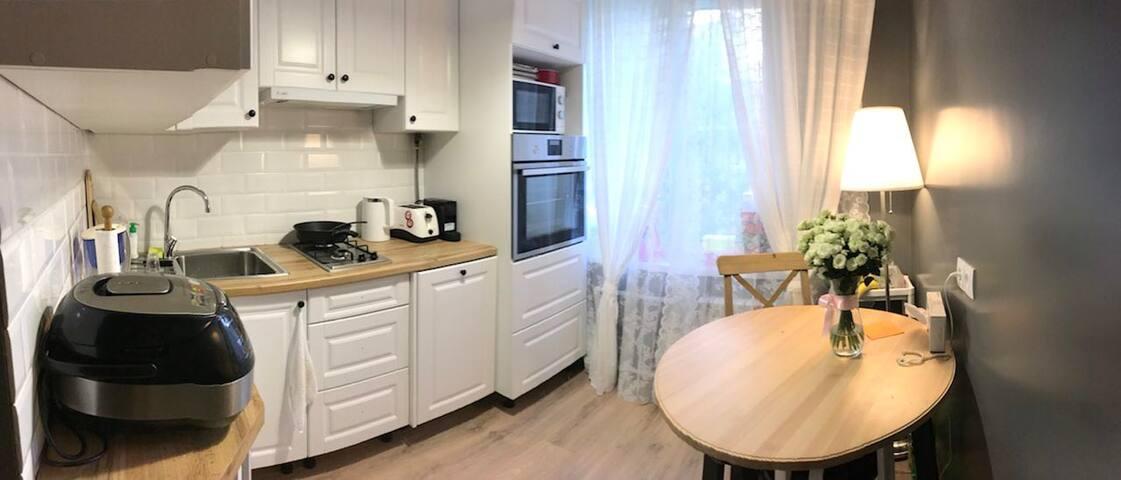 Апартаменты Алексеевская