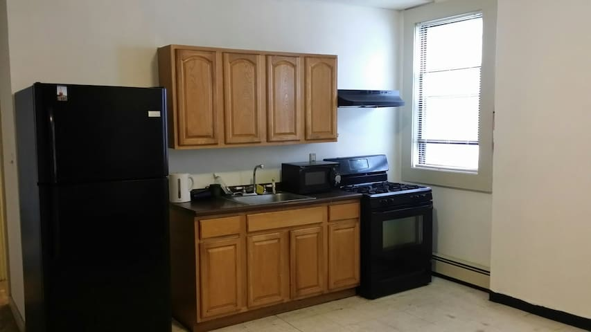 Near Downtown Hartford - Hartford - Appartement