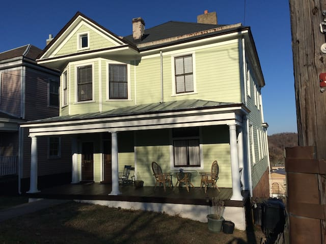 Private Apartment in Downtown Historic District - Lynchburg - Apartemen