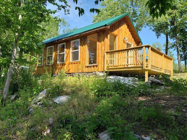 Big Ben's Riverview Tiny Home