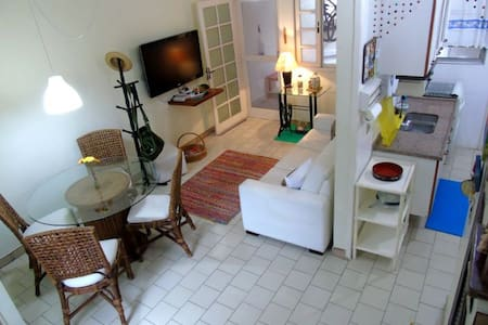 Casa Ubatuba, condomínio fechado - Ubatuba - Apartament