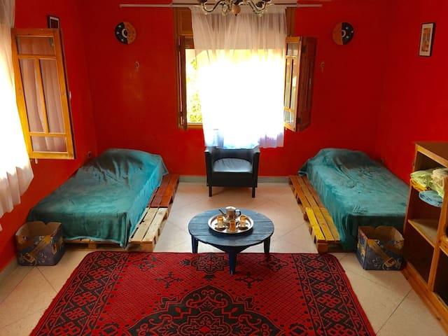 Essaouira - Double Triple Room