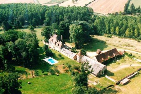 Une maison  en Berry entre châteaux et cathedrales - Vereaux