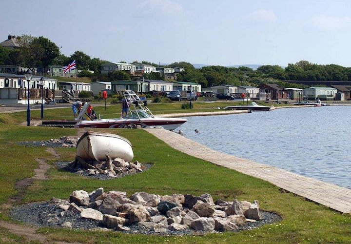 Mobile Home Port Haverigg Marina, Lake District