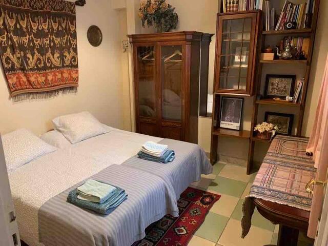 Habitación en casa con encanto