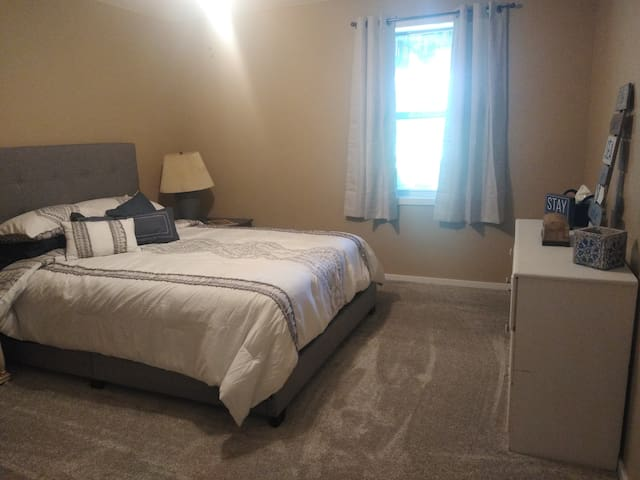Large ADA accessible bedroom