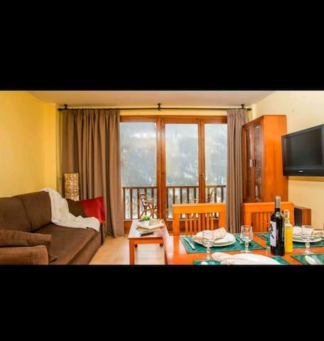 T2 tout confort au centre de ransol - Ransol - Apartment