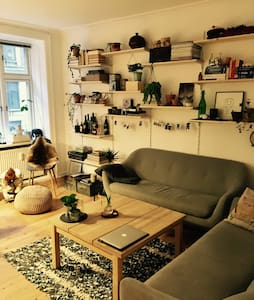 Cozy Cph Livingspace on Vesterbro - Copenhague