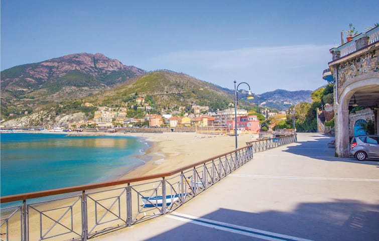 Holiday apartment with 1 bedroom on 50m² in Levanto SP