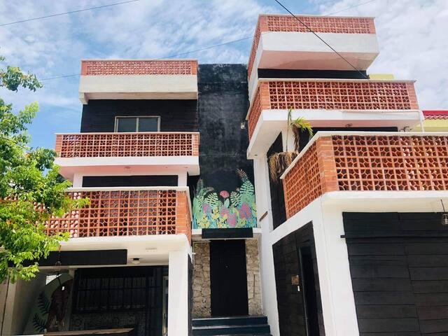 Casa Alebrije .6.Isla Mujeres