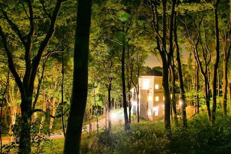 在微涼的秋季裡,緩慢;尋路 三義綠波浪與旅人初次的相遇是歡樂、是感恩,更希望成為旅人心中最美的回憶 - Sanyi Township - Gästehaus