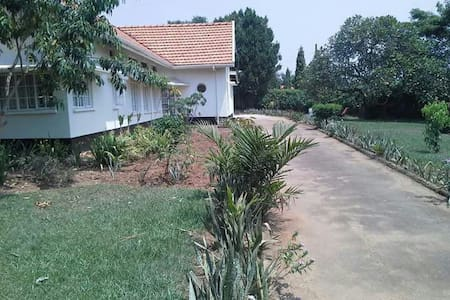 Home away from home - Entebbe