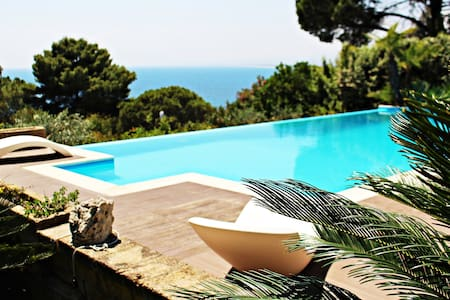 Villa Cristina,Praialonga,Italy - Praialonga - Wohnung