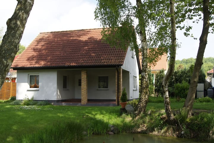 Lovely holiday home in the Granitz national park