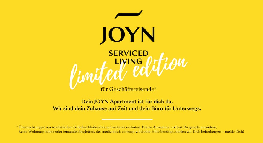 JOYN Munich Olympic - Category Studio+ (S)
