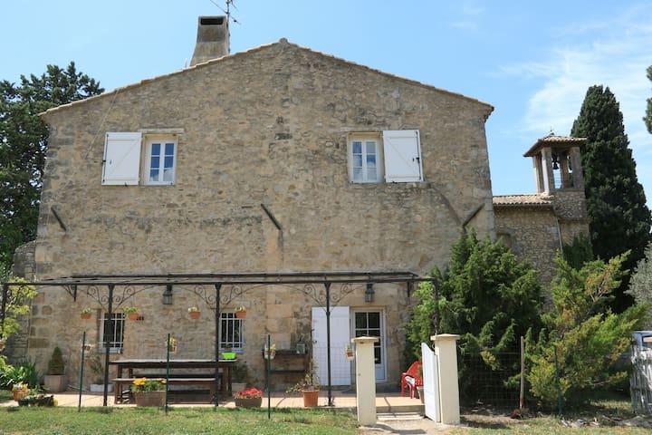 Chapelle Saint Symphorien (18ème) - Lançon-Provence - บ้าน
