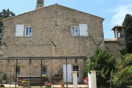 Chapelle Saint Symphorien (18ème) - Lançon-Provence - Rumah