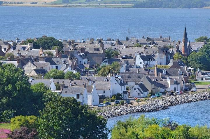 No. 19 Comfort in a Highland coastal village.