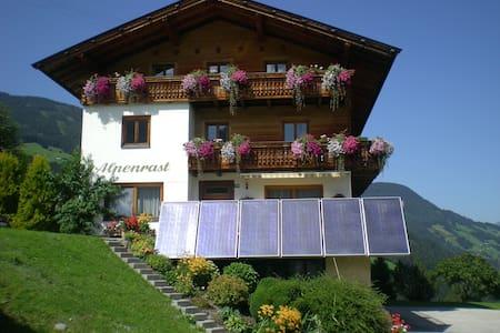 Herzlich Willkommen im Apart Alpenrast - Fügen - Lakás