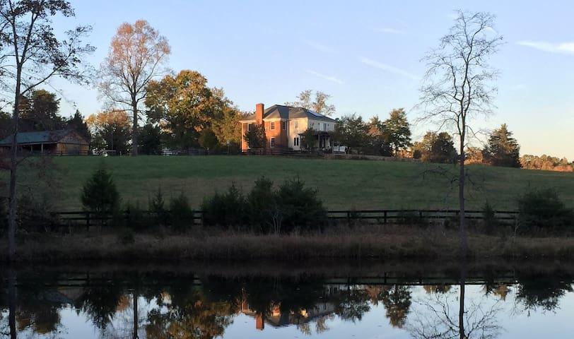 Vinland Farm - Шарлотсвилль
