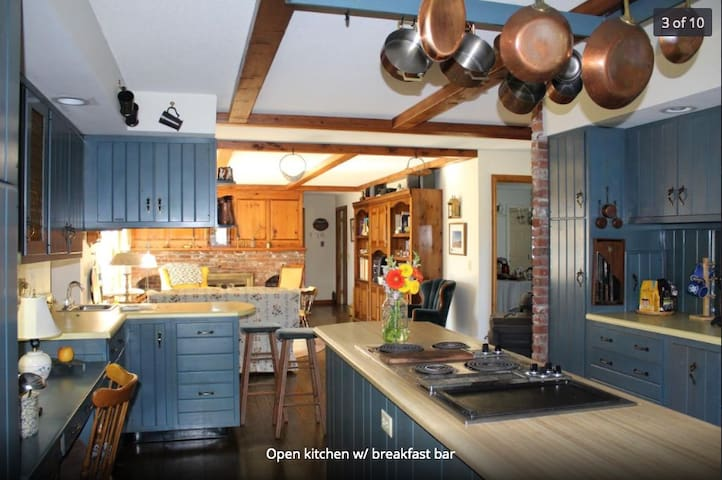 Vacation getaway near Sunapee/Snowmobile trails!